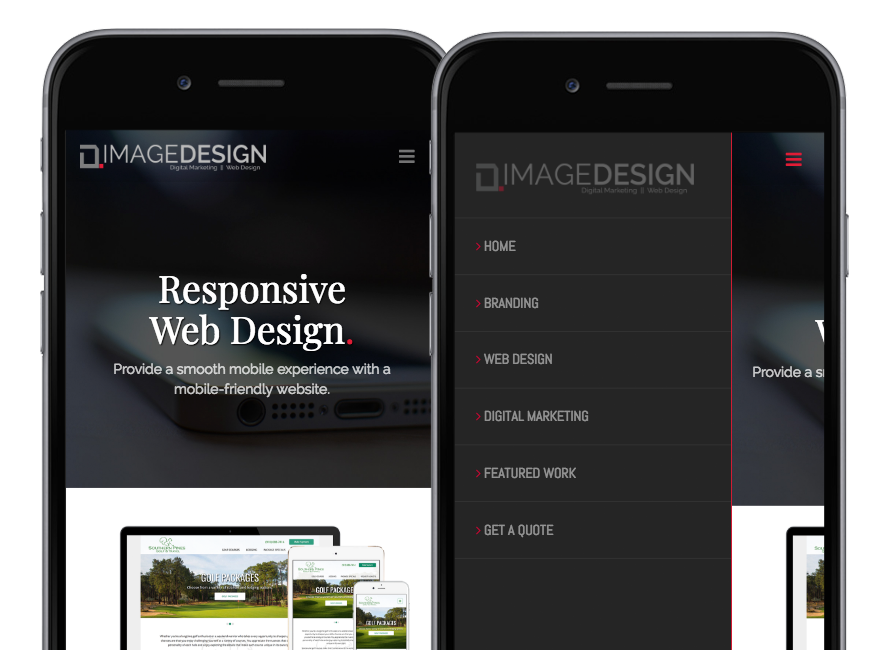Responsive Web Design by Image Design